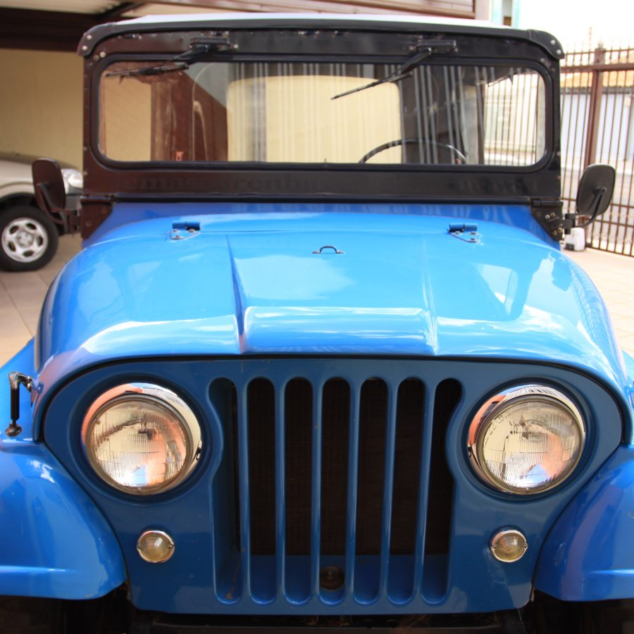 Jeep Willys 1978 (Relíquia)