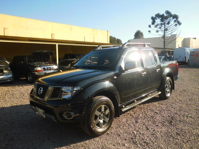 Frontier Attack 2.5 Turbo 4x4 2014