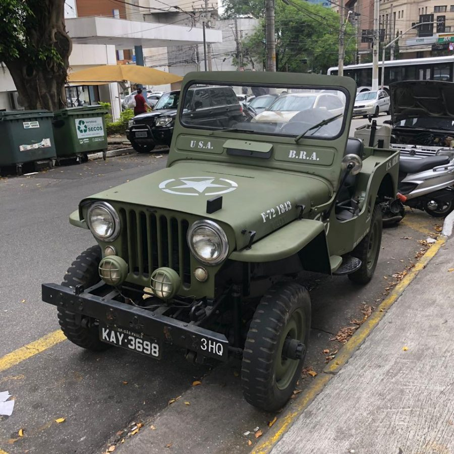 jeep willys 51 original « feirão 4×4 – classificados 4×4